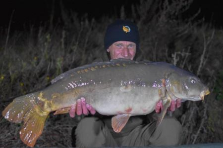 21lbs 5oz Choccoberry Kev Stevens