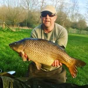 22lb Pokernut Phil Gilbert