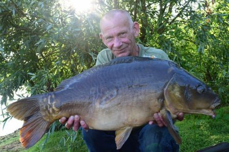22lbs 9oz PokerNut Kev Stevens