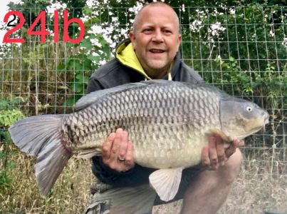 24lb On TS1 PHIL GILBERT