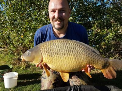 32lb 2 On Pokernut Mark Leach