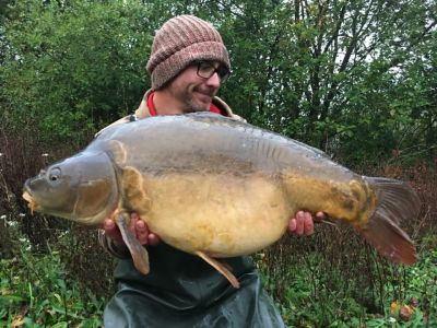 33.1lb Choccaberry Robert Gurney