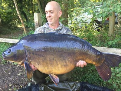 34lb10oz Meatymite Nick Gould