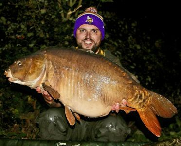 40lb 2oz  CHOCCABERRY Chris Rutt