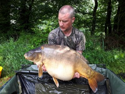 45.5lb Meatymite Martin Button
