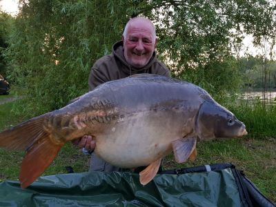 47lb Pokernut Bill Phillips