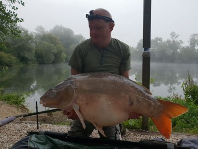 60lb On Pokernut John L Gillians