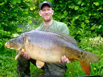 Andy Lyon 28lb Pokernut