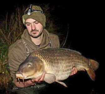 Ben Crawley - 25lb 8oz - KMT