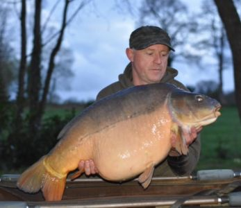 Carl Budworth 45lb 12oz CNC