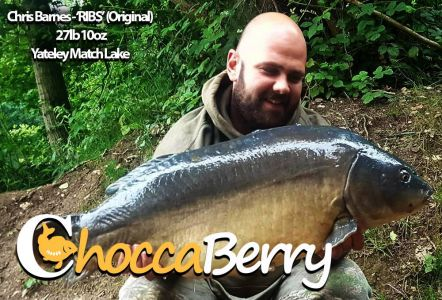 Chris Barnes - 27lb 10oz - ChoccaBerry