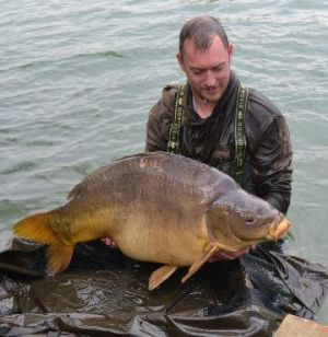 Chris Haye - 46lb - Pokernut