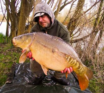 Damthe Carper - 14lb 10oz