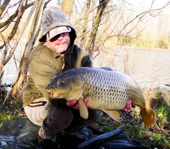 Damthe Carper - 16lb 1oz