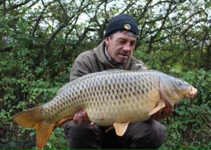 Darren Rolfe - 32lb 4oz - Pokernut And Choccaberry
