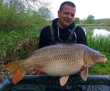 Glen Dyer 41lb 6oz PokerNut