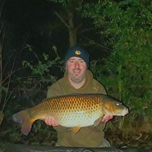 Rob Dawson 16lb 7oz Common