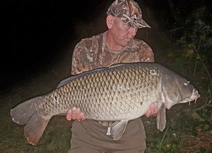 Ian Butland - 29lb 8oz - Choccaberry