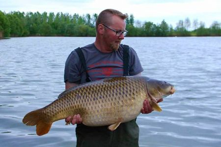 John Cheeseman - 47lb 12oz - PokerNut
