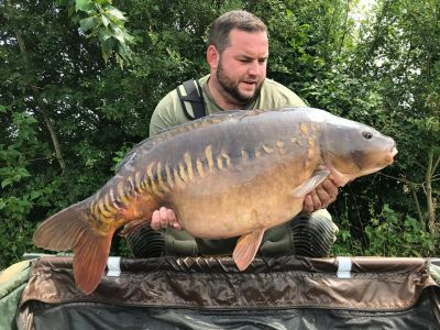 KMT 41lb 8oz David Elias