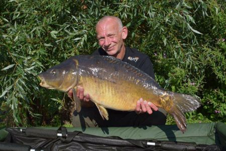 Kev Stevens - 20lb 14oz - Pokernut