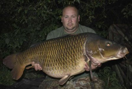 Lee Langdon - 35lb 10oz - Pokernut