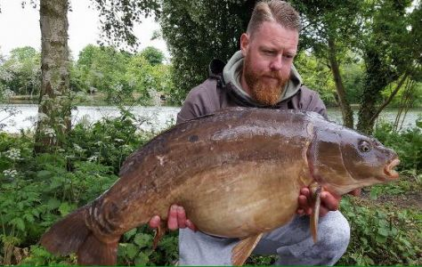Mark Skilbeck - 31lb 10oz - Pokernut