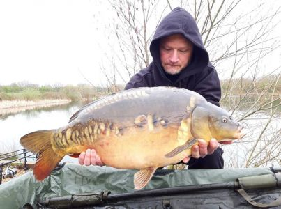 Martin Button - 22lb 10oz