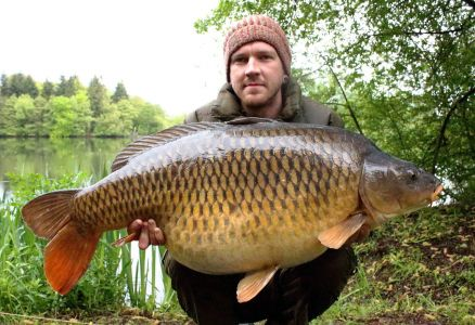 Matthew Hill 58lb 8oz -Cherry And Almond