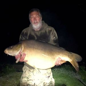 Mr Hill (Senior) 63lb 8oz - Meatymite