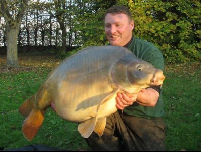 Neil Calver 46lb On The Pokernut