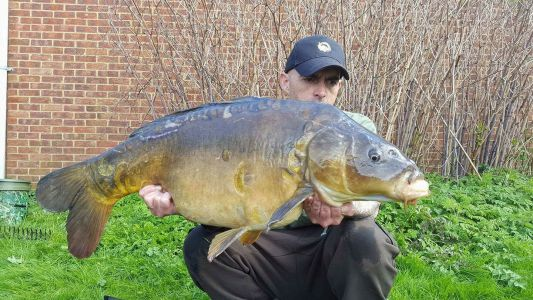 Paul Miller - 26lb - Meatymite
