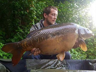Sam Wright 24lb 8oz Meaty-Mite