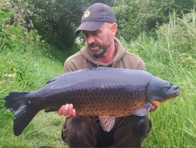 Steve Bird - 21lb 8oz - Meaty Mite