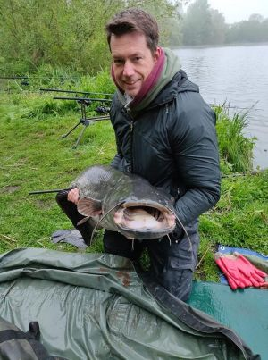 Terry Statham - 58lb Cat