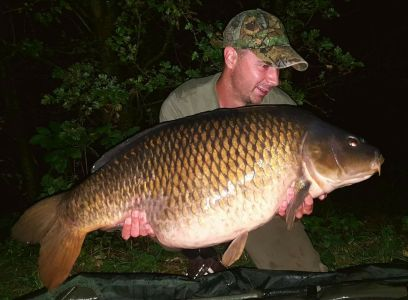 Tim Waller - 35lb 10oz - Meaty-Mite And Pokernut