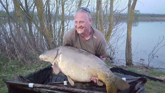 John Hyde 53.12oz French PB Mirror Pop Up Corn Over Meatymite